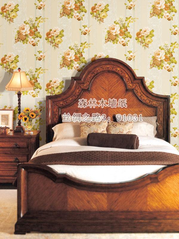 丝绸之路3卧室欧式风格系列效果图