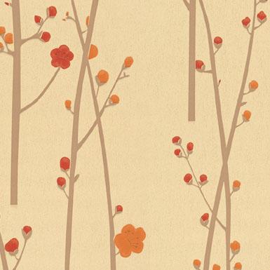 418-3-森林木墙纸12系列壁纸图片大全