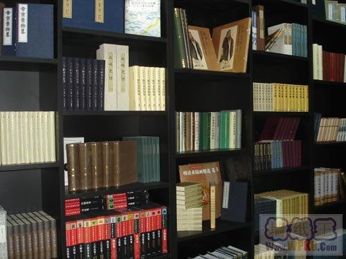 书店装修201008图片欣赏