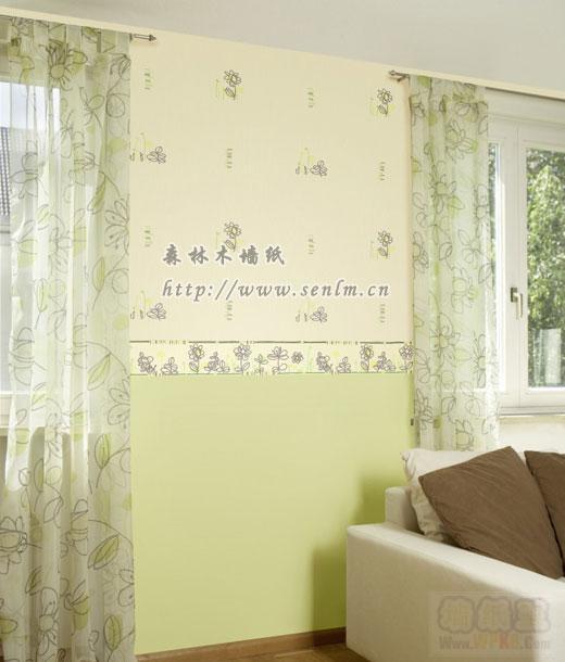 森林木墙纸a系列效果图片大全(28)